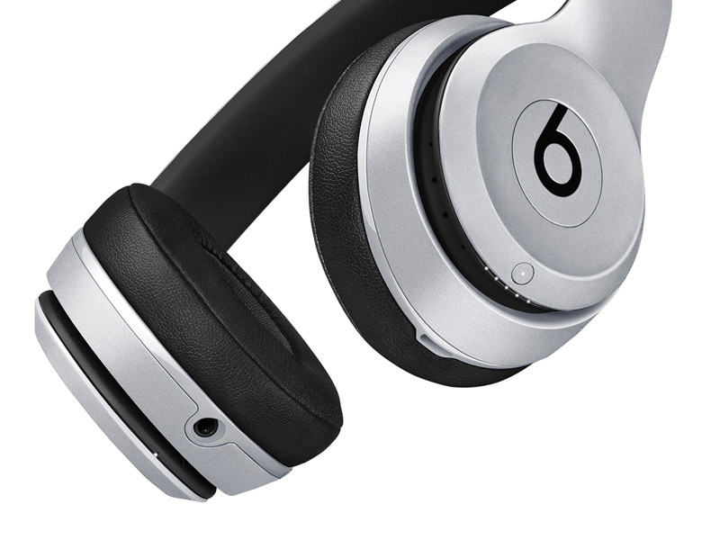 Tai nghe Beats Solo 2 Wireless Chính Hãng Space Gray