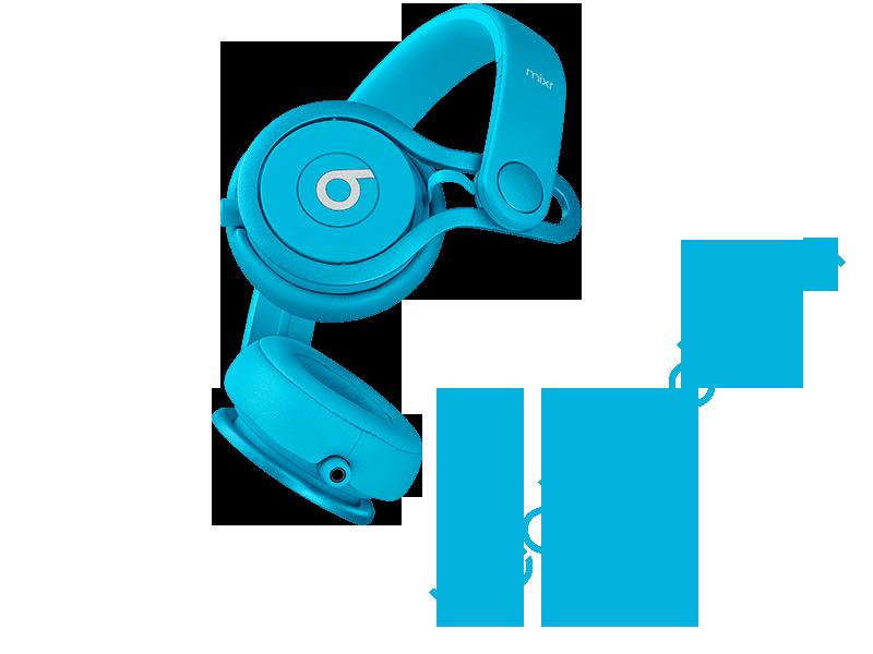 Tai nghe Beats Mixr Chính Hãng