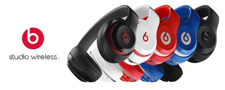 Tai Nghe Beats Studio Wireless Chính Hãng