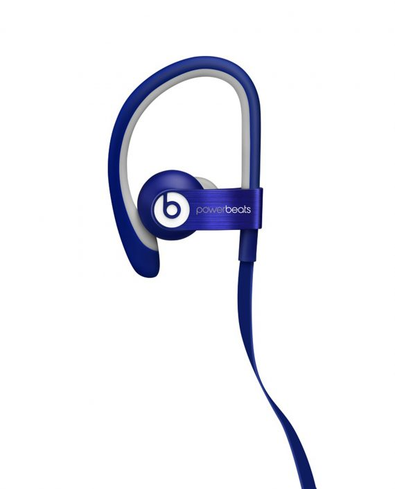 Tai nghe Powerbeats 2 Wired Blue