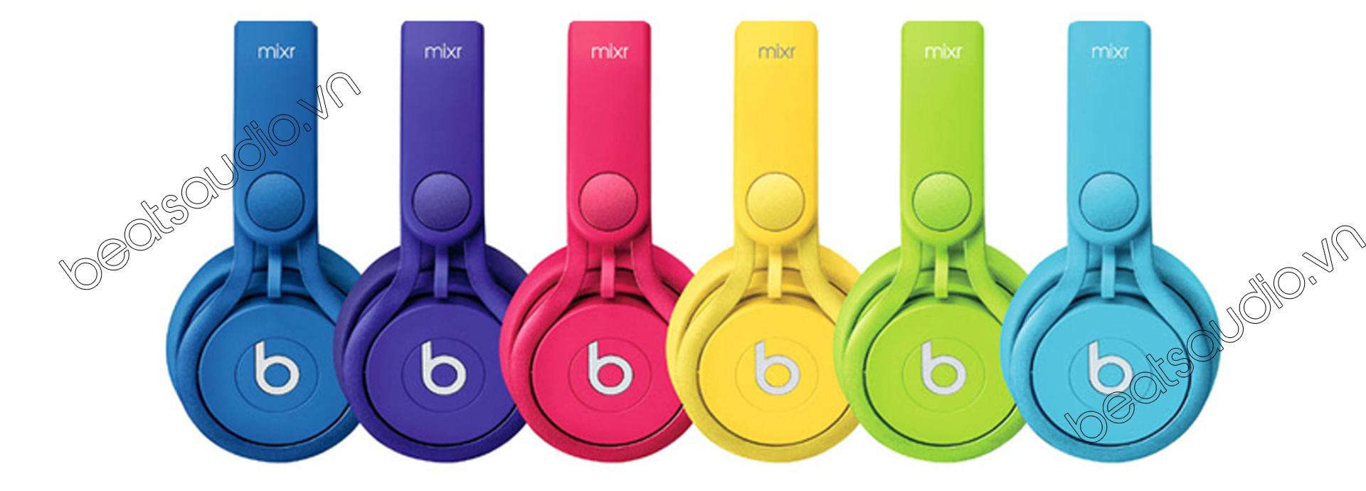 Tai nghe Beats Mixr New Colors chính hãng