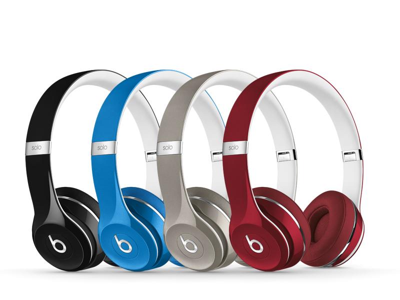 Tai nghe Beats Solo 2 Luxe Edition Chính Hãng