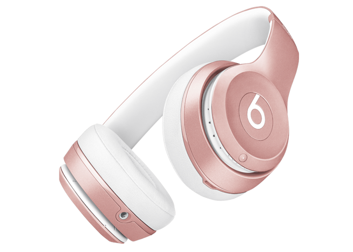 Beats Solo 2 Wireless Rose Gold