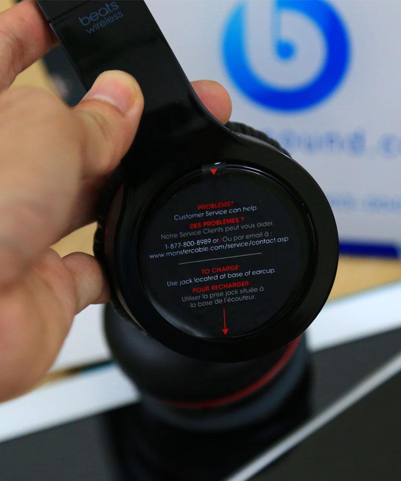 Tai Nghe Beats Wireless Chính Hãng