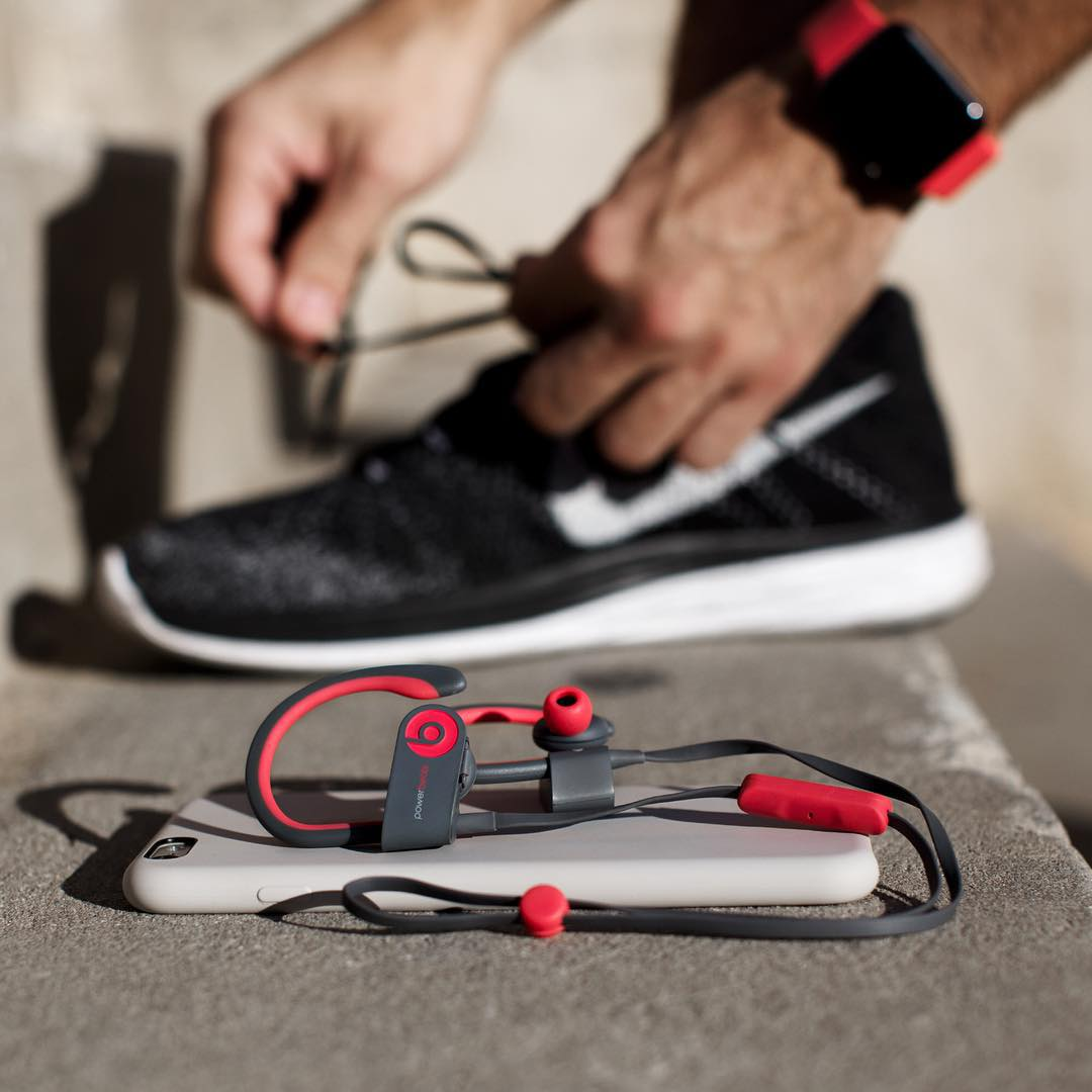 Tai nghe Powerbeats 2 Wireless Active Collection chính hãng