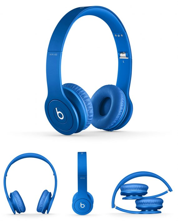 Tai nghe Beats Solo Matte Dark Blue