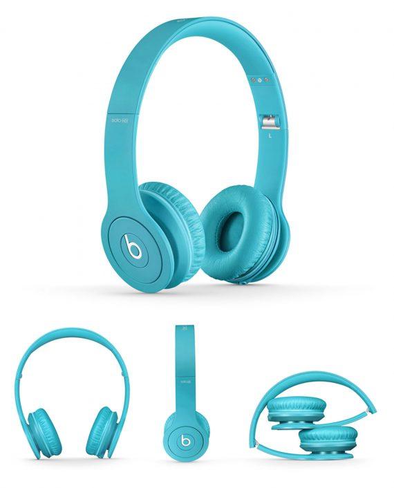 Tai nghe Beats Solo Matte Light Blue