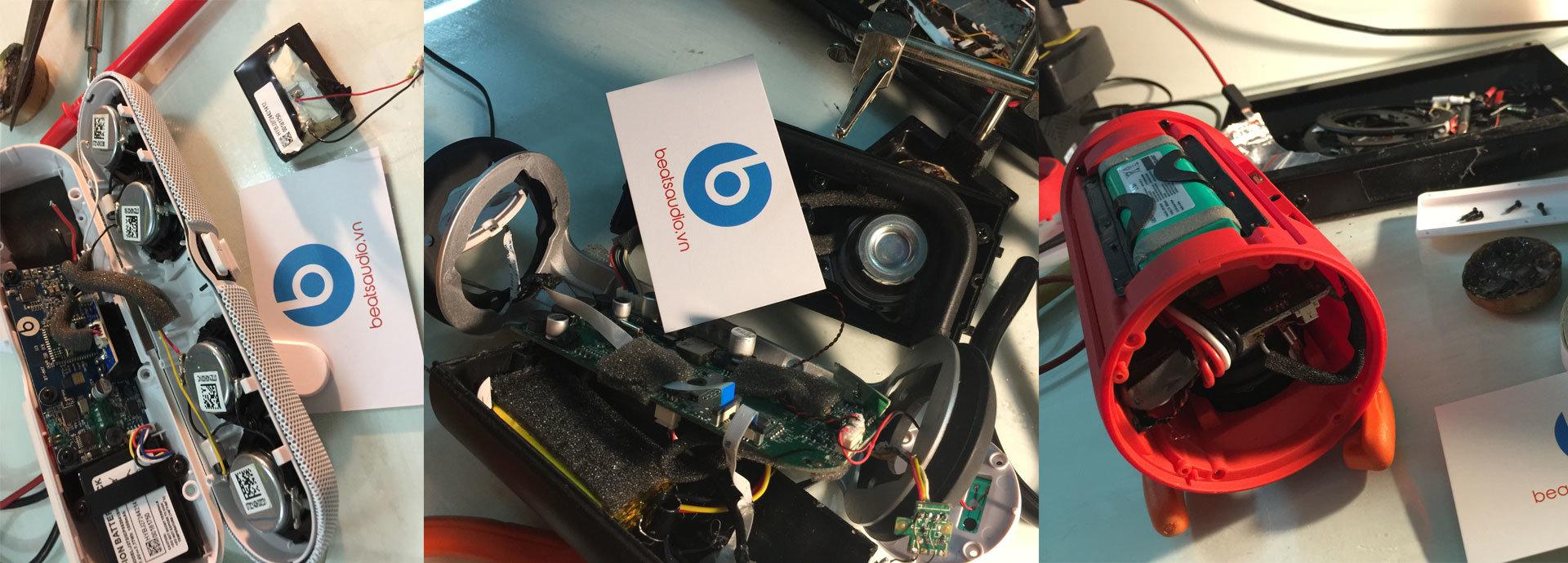 Sửa loa Bluetooth