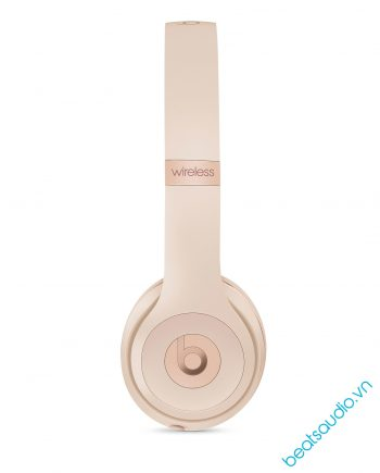 Beats Solo3 Wireless Matte Gold