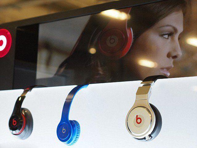 Tai nghe Beats âm thanh sống động, nghe nhạc cực chất